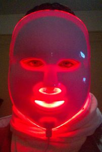 LED Red Mask